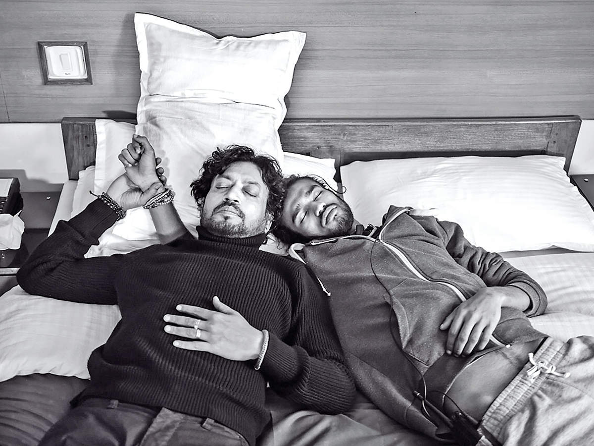 Babil and Irrfan