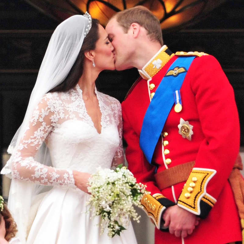 Lovely pictures of Prince William and Kate Middleton as they celebrate their 10 years of marriage