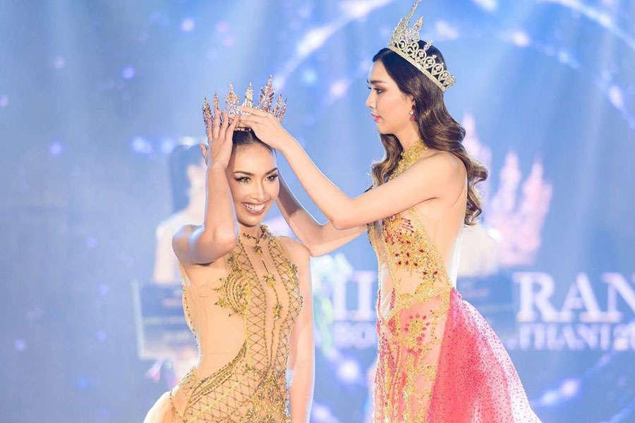 Atiya Meeseephong selected as Miss Grand Ubon Ratchathani 2021