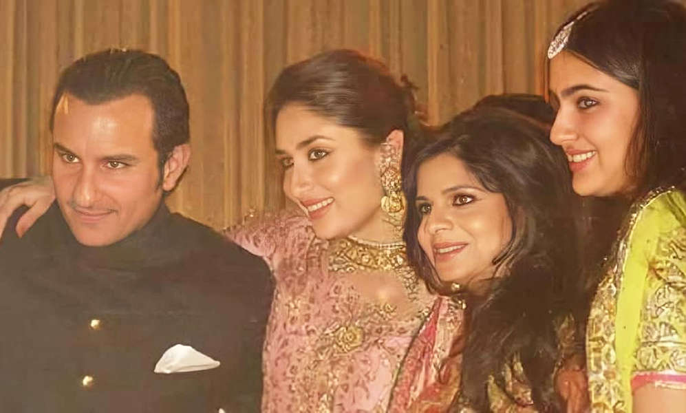 Unseen pictures from Kareena Kapoor Khan and Saif Ali Khan's wedding go viral