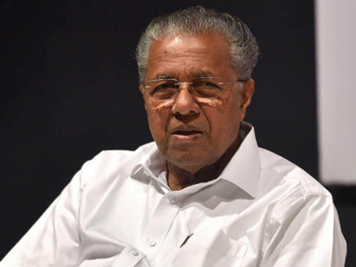 Covid vaccination for those over 18 may be delayed as Kerala yet to get vaccines: Vijayan