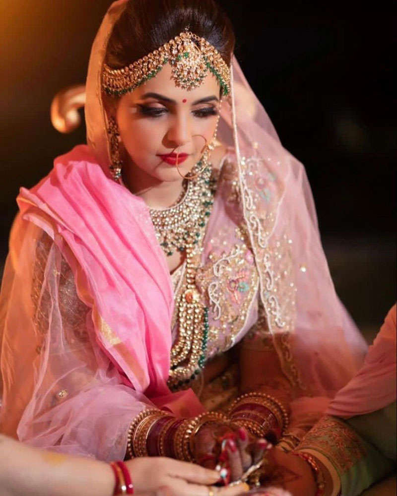 Unmissable pictures from Kapil Sharma Show fame Sugandha Mishra's wedding ceremony