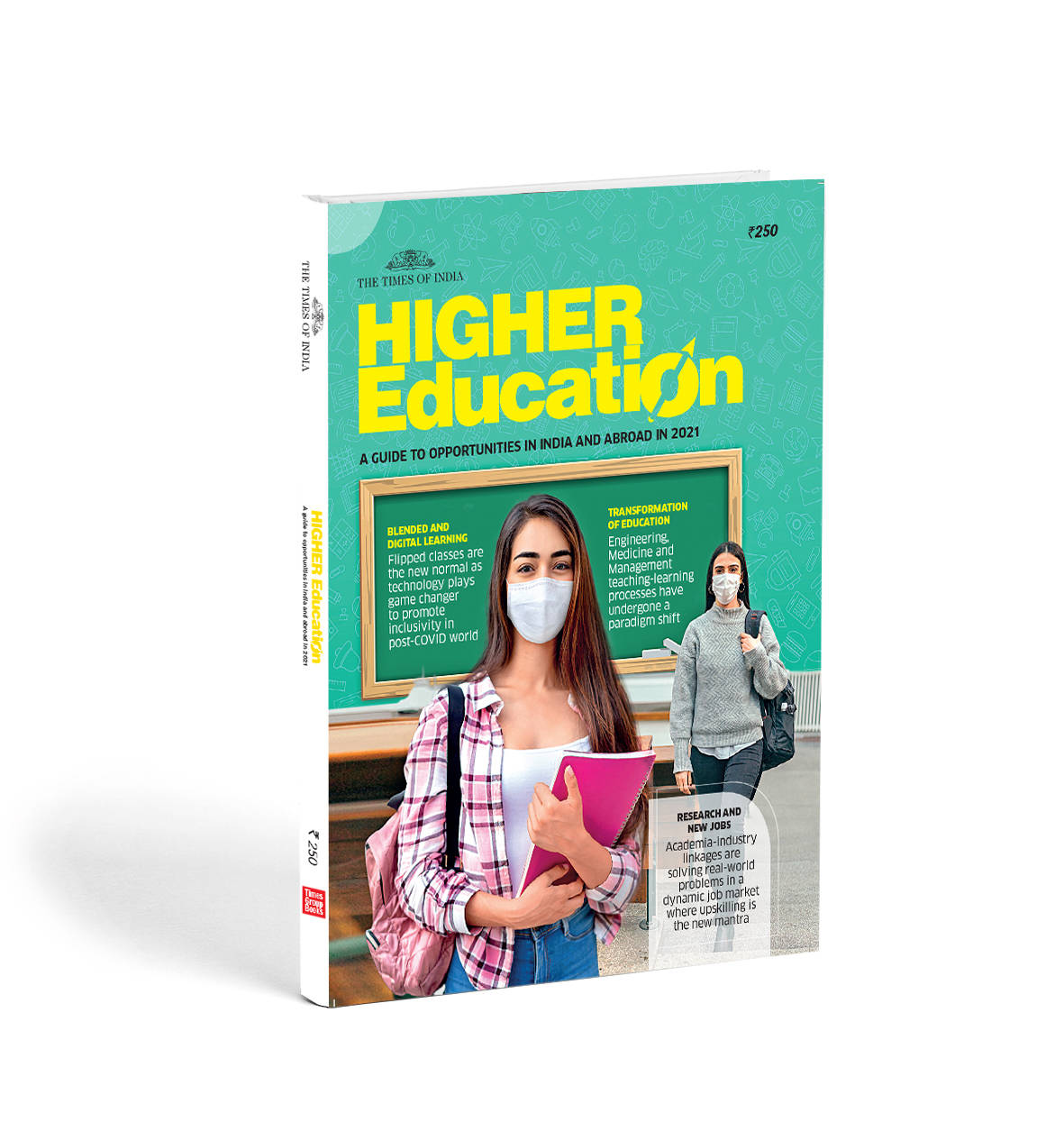 Times Higher Education 2021 is here
