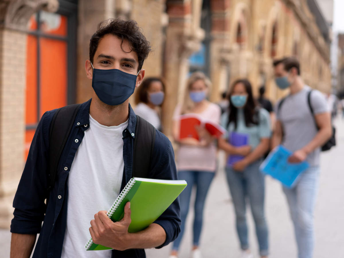 Studying abroad in times of the pandemic