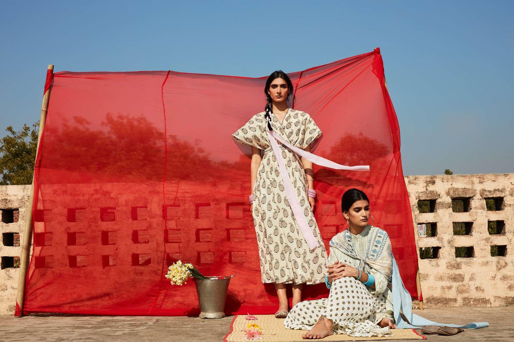 Ritu Kumar - SS21 campaign image