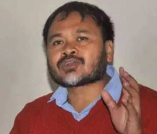 Assam: After his win from Sivasagar, Akhil Gogoi's first demand is Covid vaccine for all in 3 months
