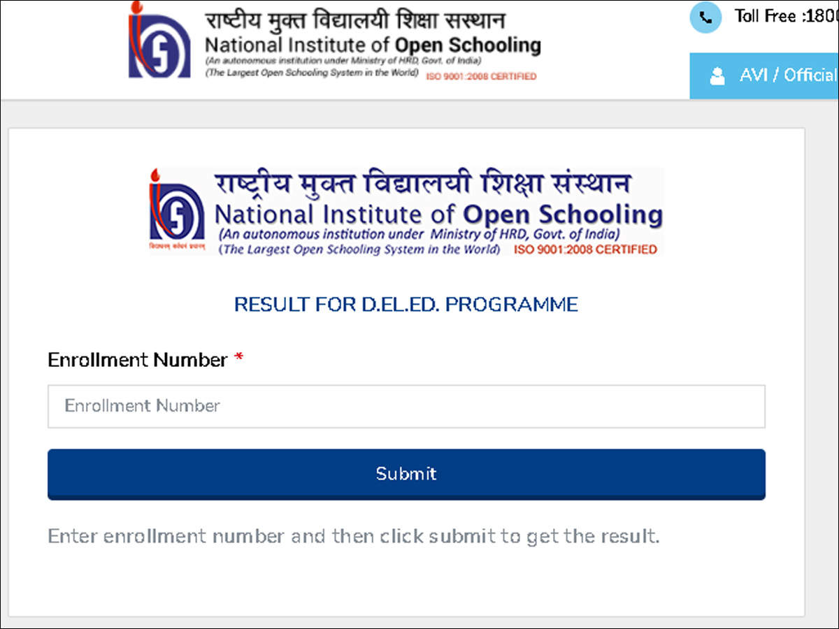 Alert: NIOS X, XII March exam results announced; check details here