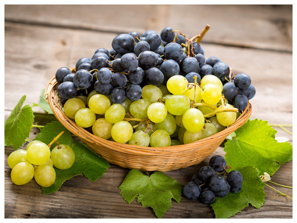 Health Benefits Of Grapes That Will Make You Consume Bunches