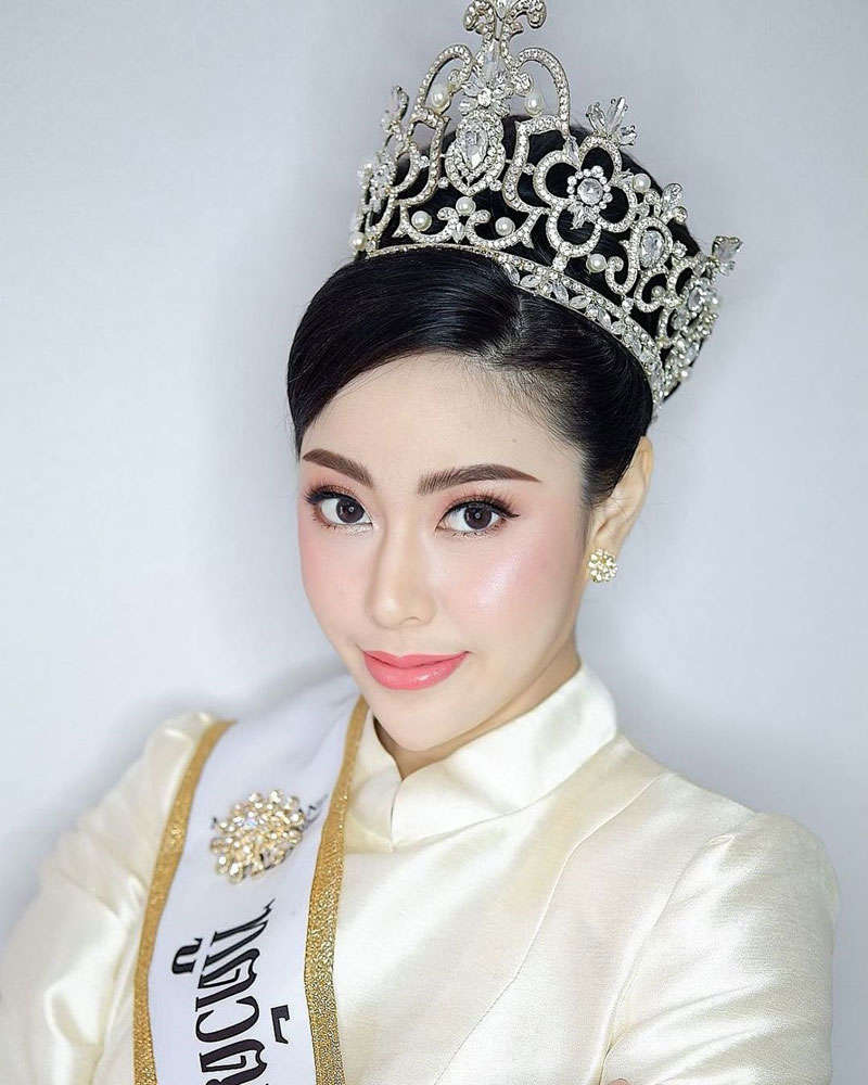 Chatsri Worada selected as Miss Grand Sukhothai 2021