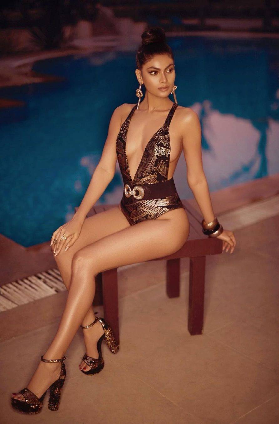 Lopamudra Raut shares some stunning throwback pictures from a photoshoot