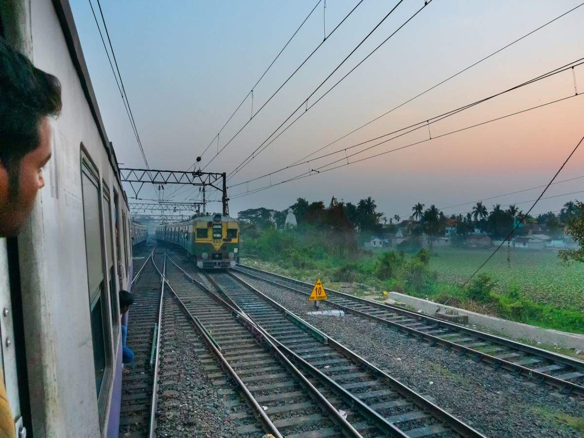 Fresh travel guidelines for railway passengers during this second wave