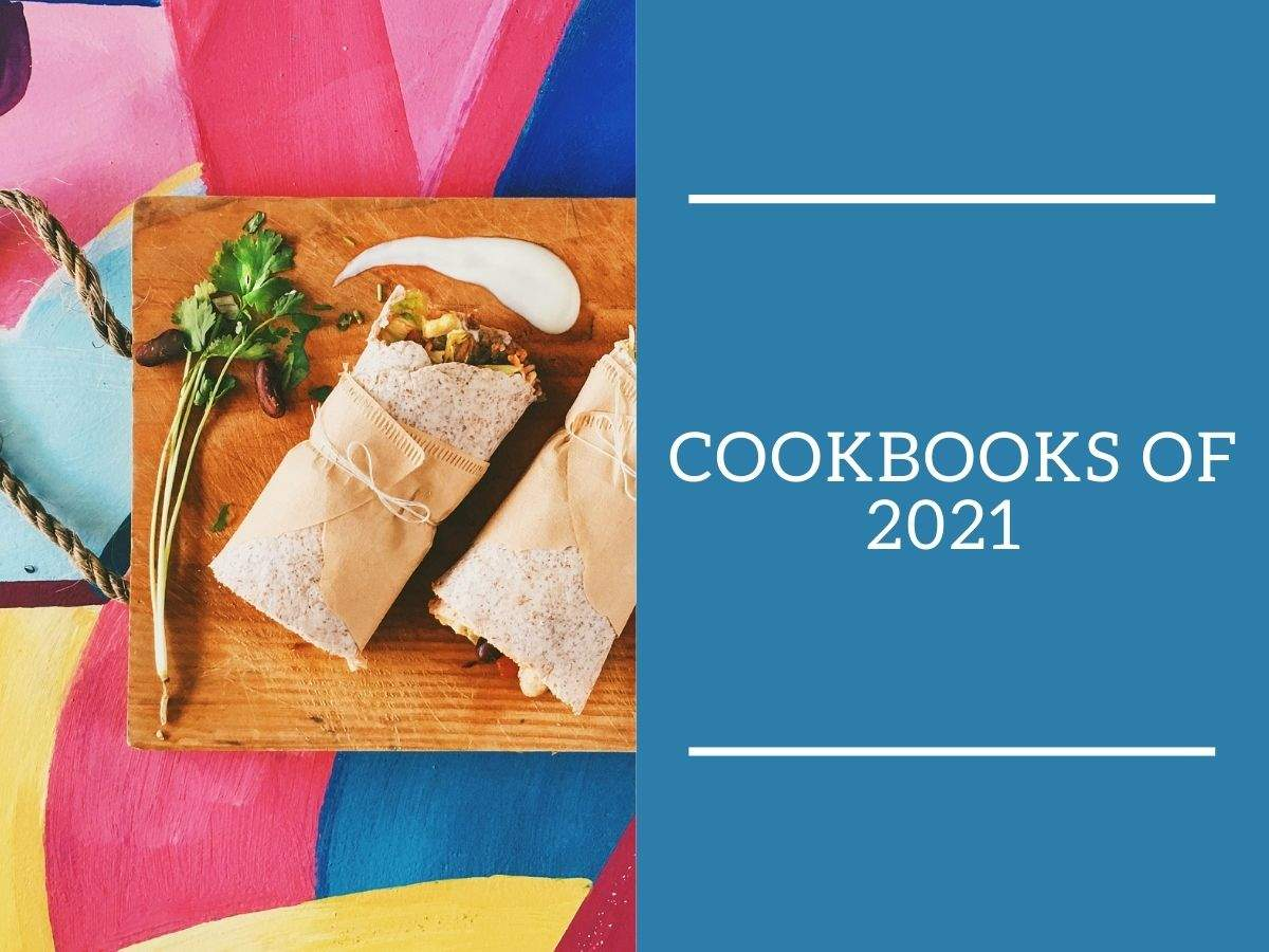 Best cookbooks of 2021