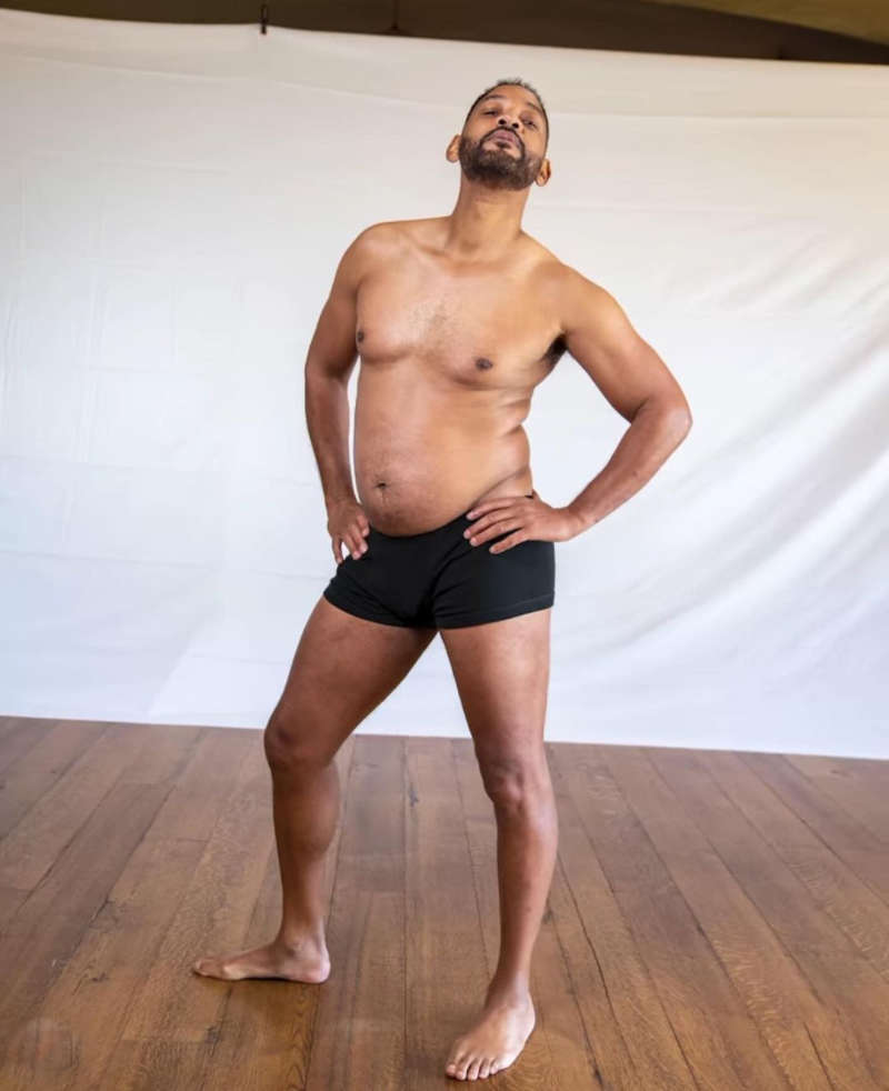Will Smith shares 'The Worst Shape of My Life' picture and we can totally relate!