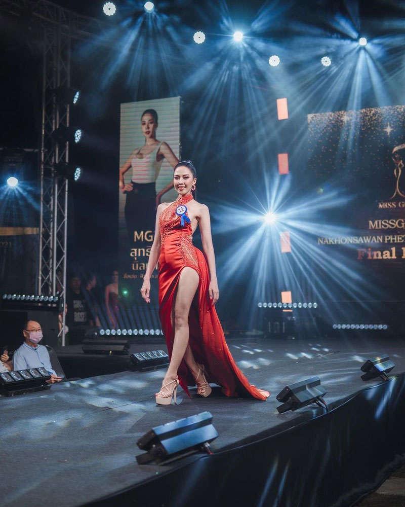 Fainah Suthida selected as Miss Grand Phetchabun 2021