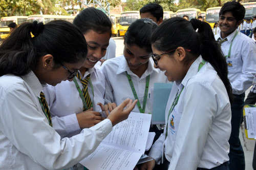 CBSE launches mobile app for students' well-being