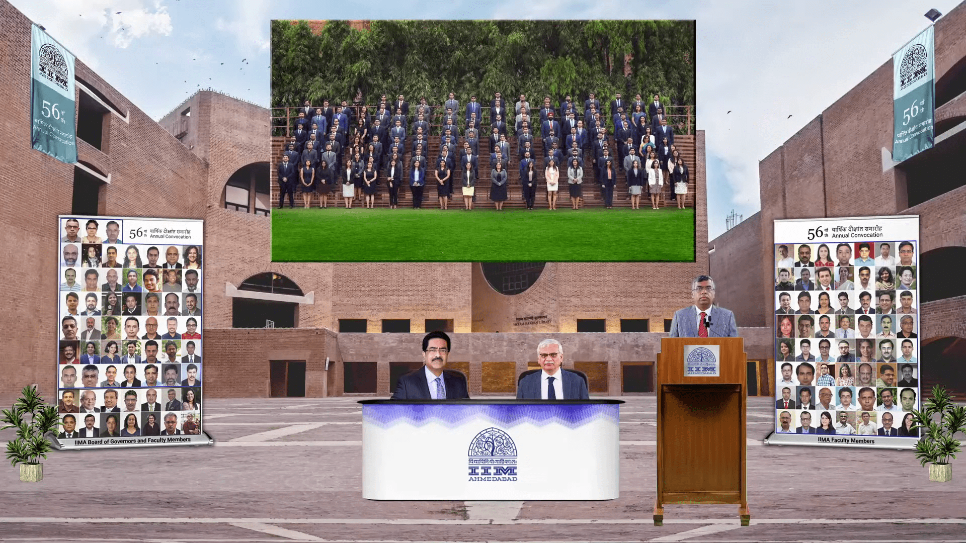 More than 600 students of IIM Ahmedabad conferred degrees