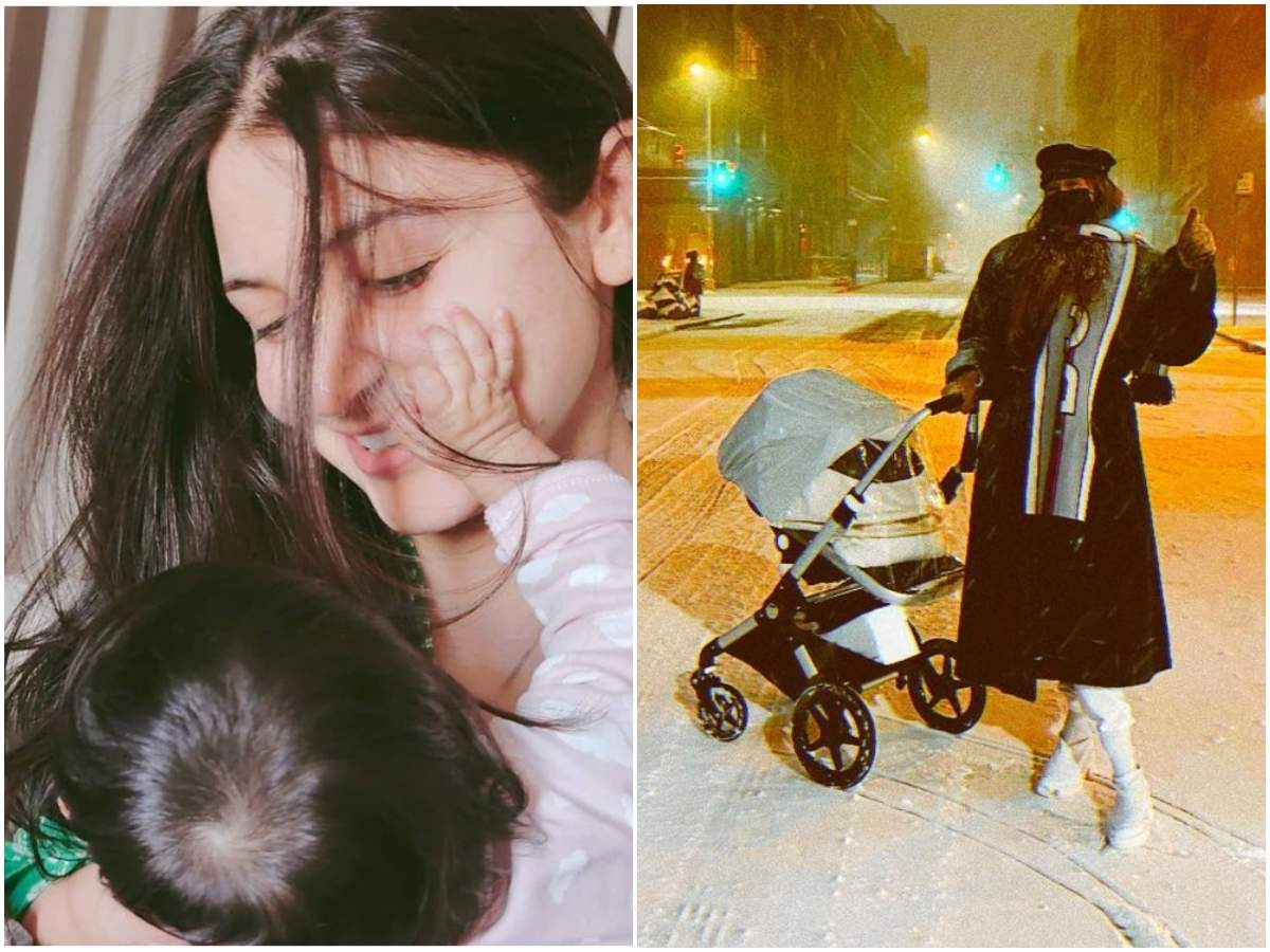Anushka Sharma, Gigi Hadid, Amrita Rao: Celebs who will be celebrating Mother's Day as mothers for the first time  | The Times of India