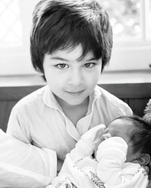 Mother's Day: Kareena Kapoor shares first photo of Taimur with newborn son