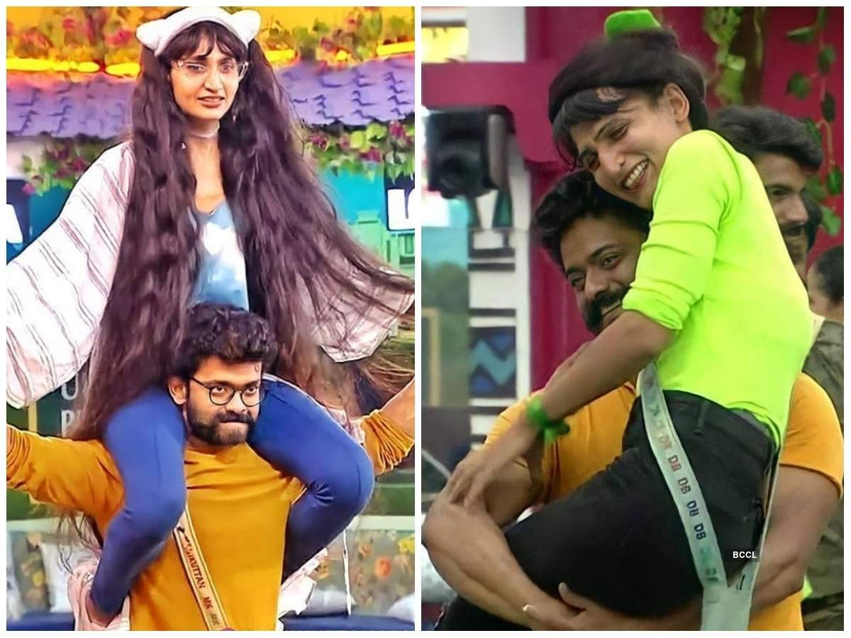 Bigg Boss Malayalam 3: Times when contestants Manikuttan and Dimpal Bhal gave major friendship goals
