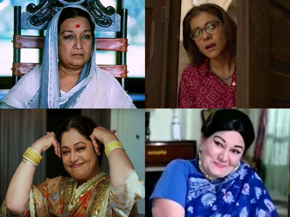Happy Mother's Day: Which of these cinema maa does your mother come close to?  | The Times of India