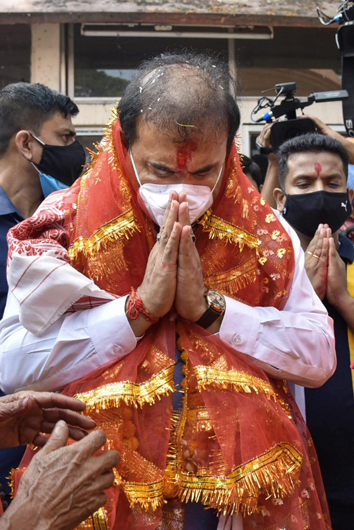How Assam chief minister Himanta Biswa Sarma stands out as a BJP leader