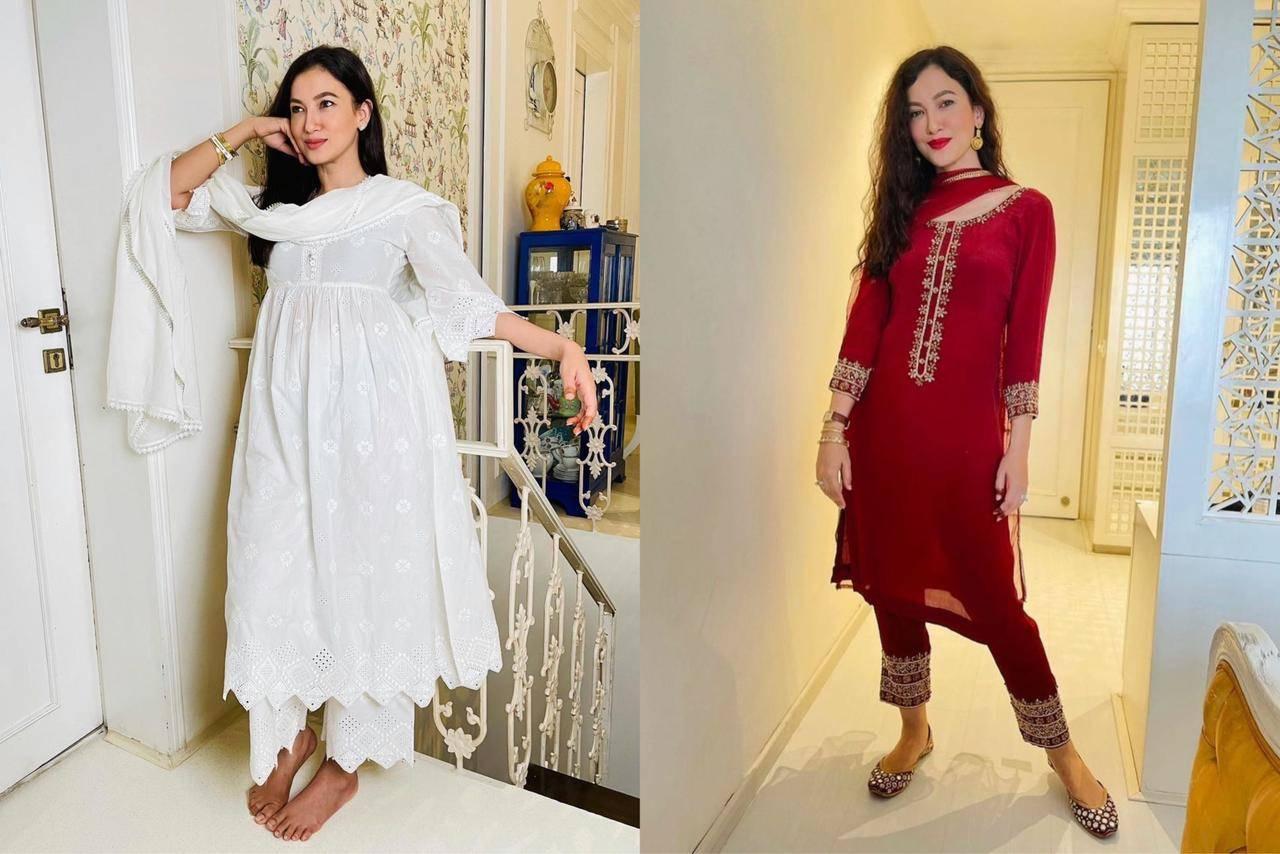 Ramadan 2021: Gauahar Khan aces ethnic fashion