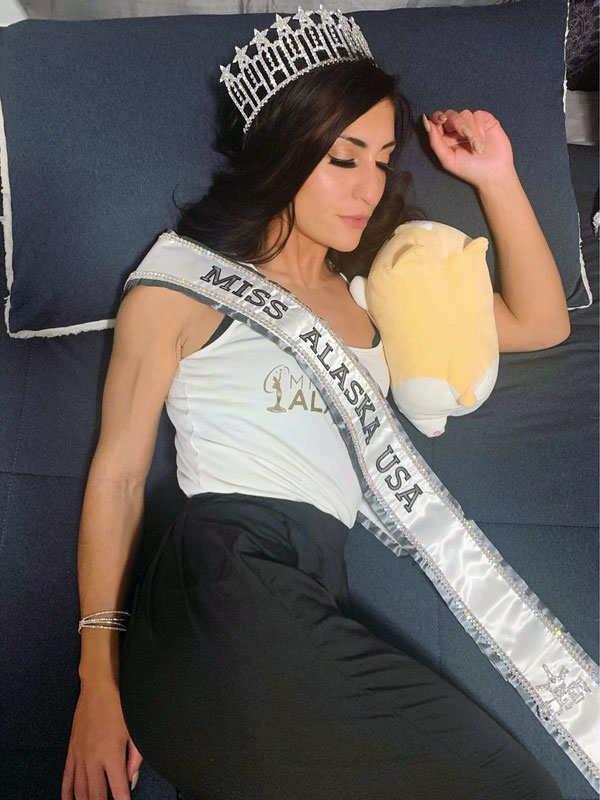 Madison Edwards selected as Miss Alaska USA 2021