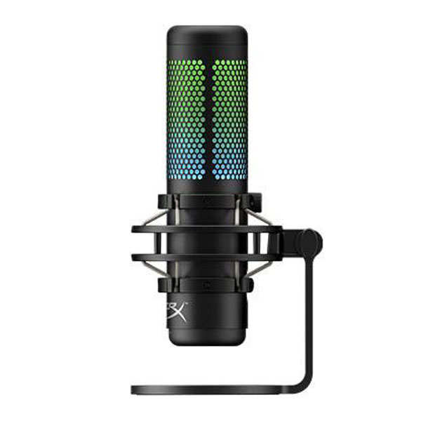 HyperX QuadCast S microphone launched