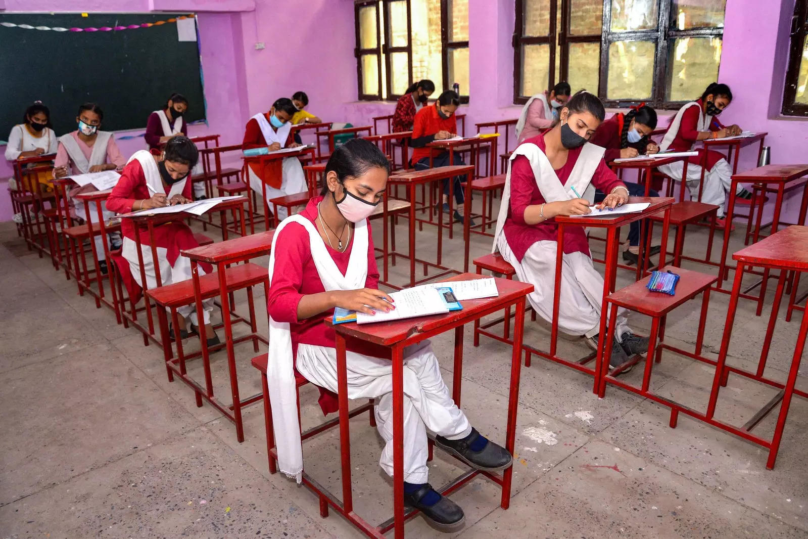 Boards 2021: CBSE activates link for schools to upload marks of class X students