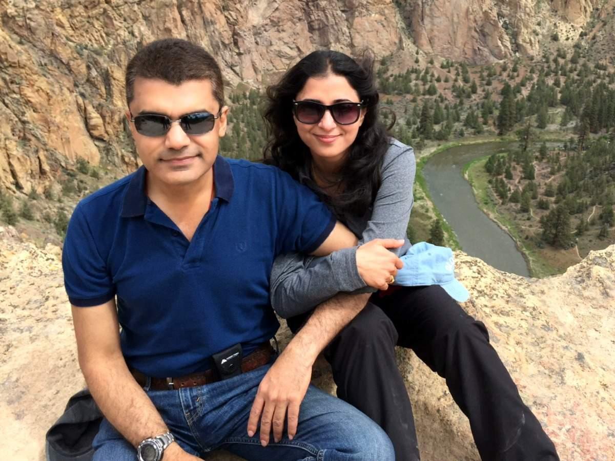 Reena Kapoor husband