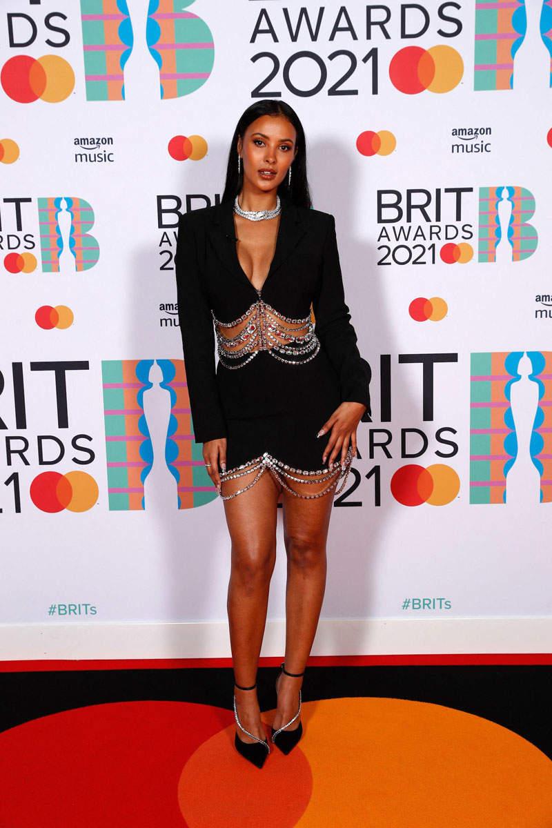 BRIT Awards 2021: Red Carpet