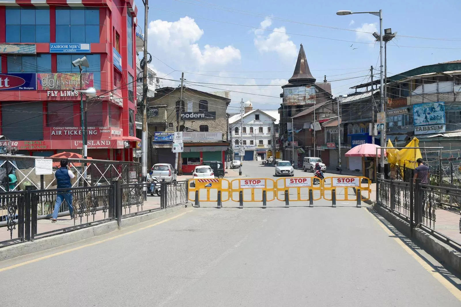 J&K to give scholarships to children who lost parents to Covid