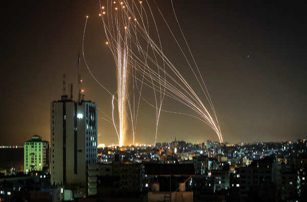 Death toll rises to 55 as Israel-Palestine conflict escalates