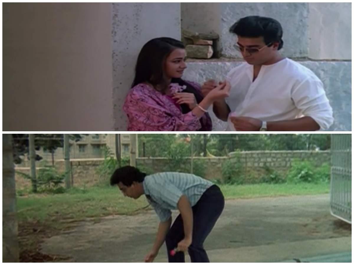 'Pushpaka Vimana' stills