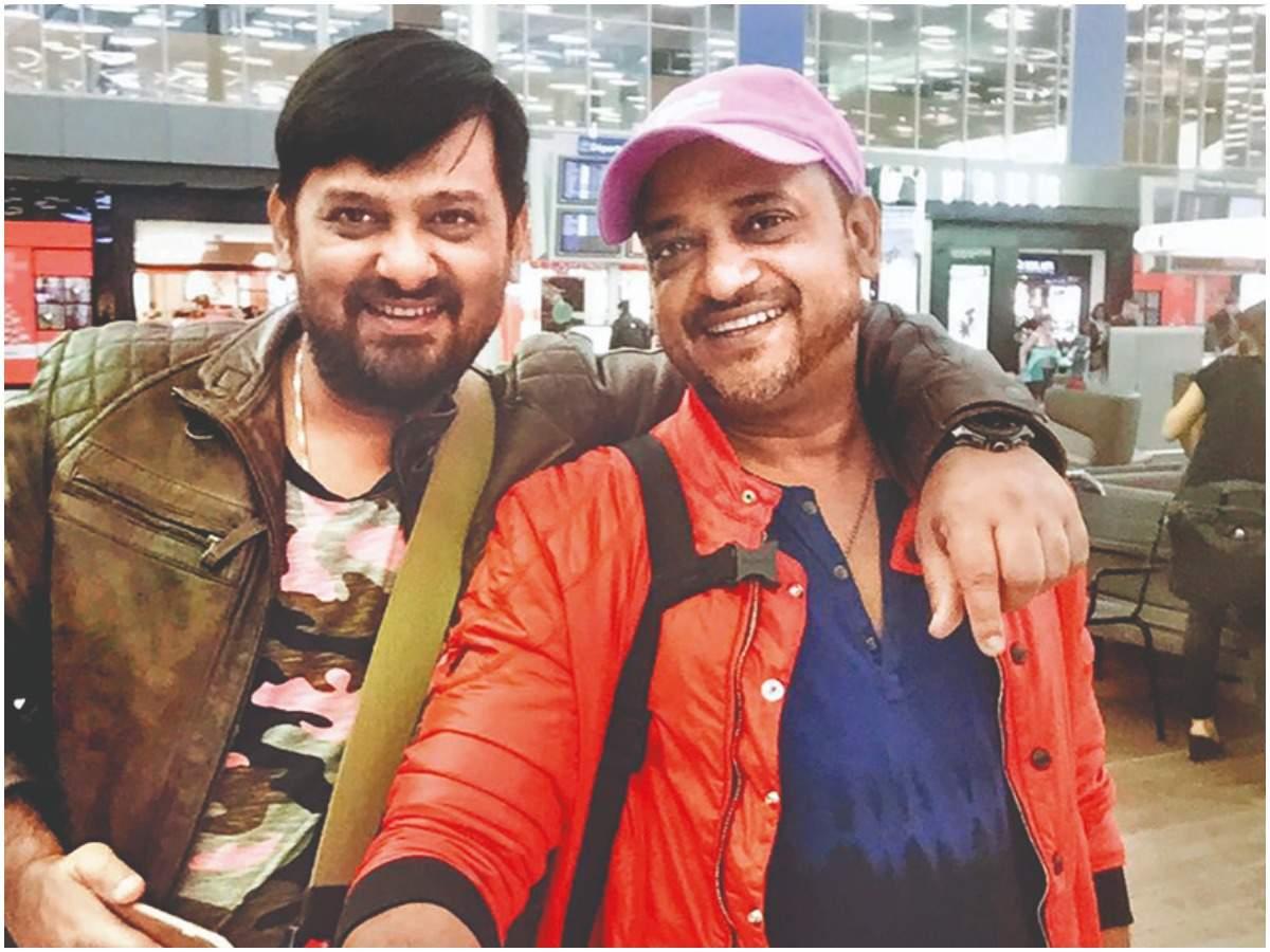 Wajid and Sajid Khan