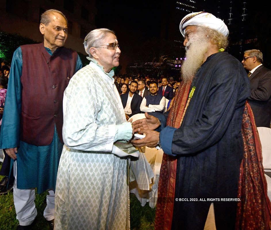 Times Group chairman Indu Jain attains nirvana
