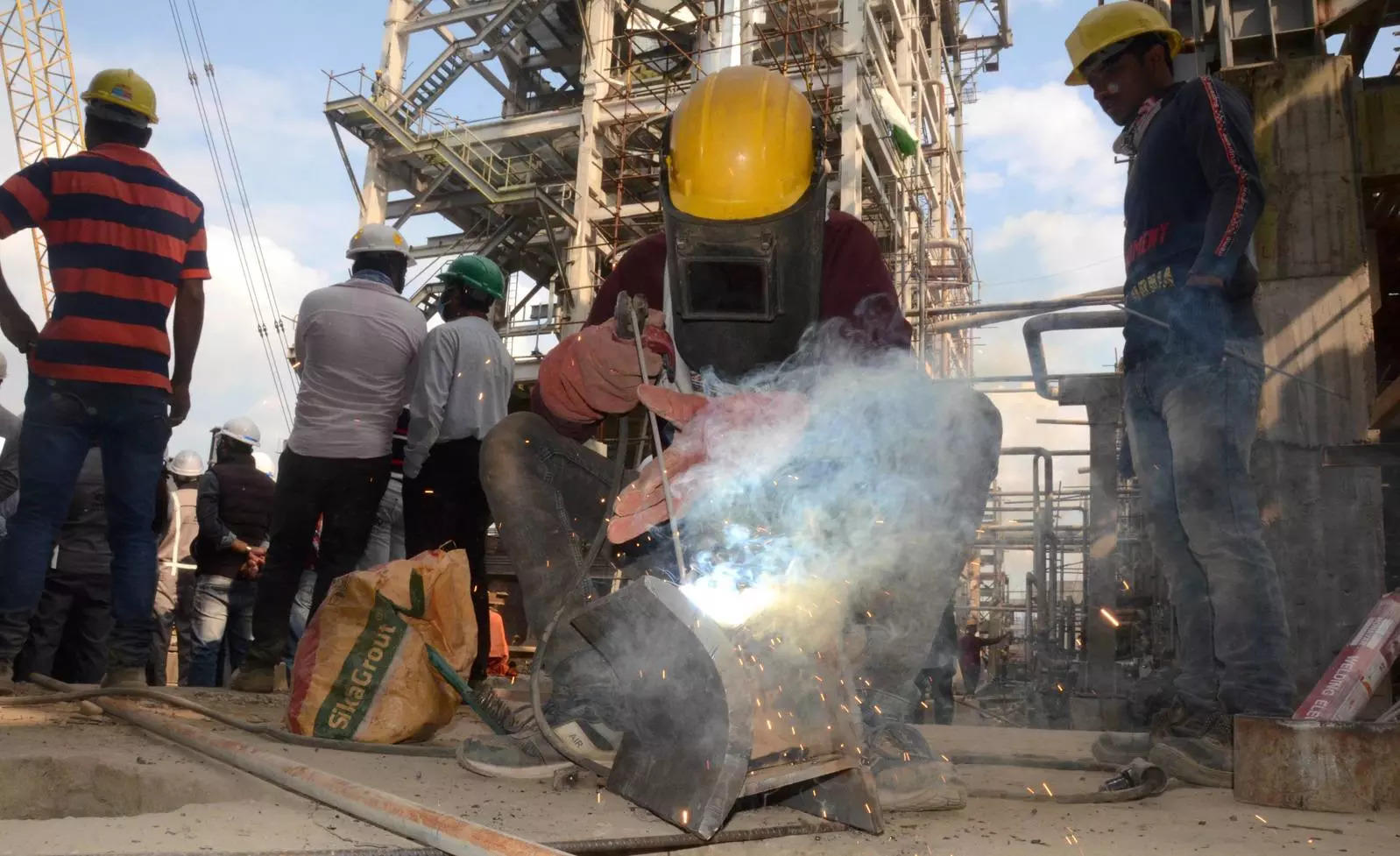 Constructions and Petrochemicals saw 22% growth in talent demand during second wave