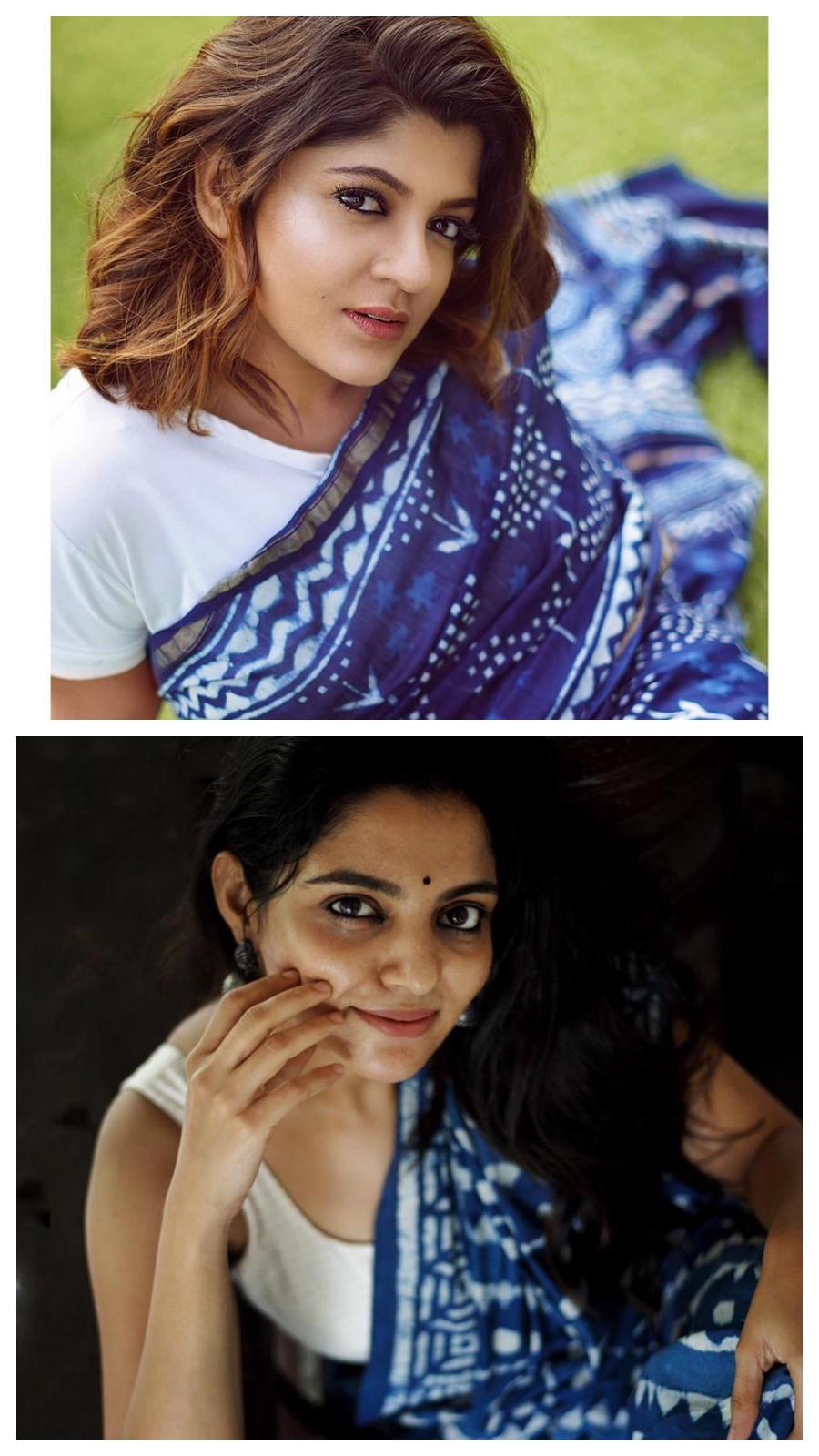 Aparna Balamurali vs Nikhila Vimal