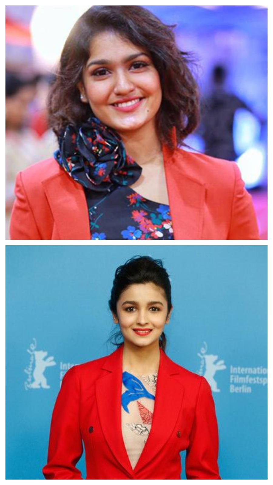 Saniya Iyappan vs Alia Bhatt
