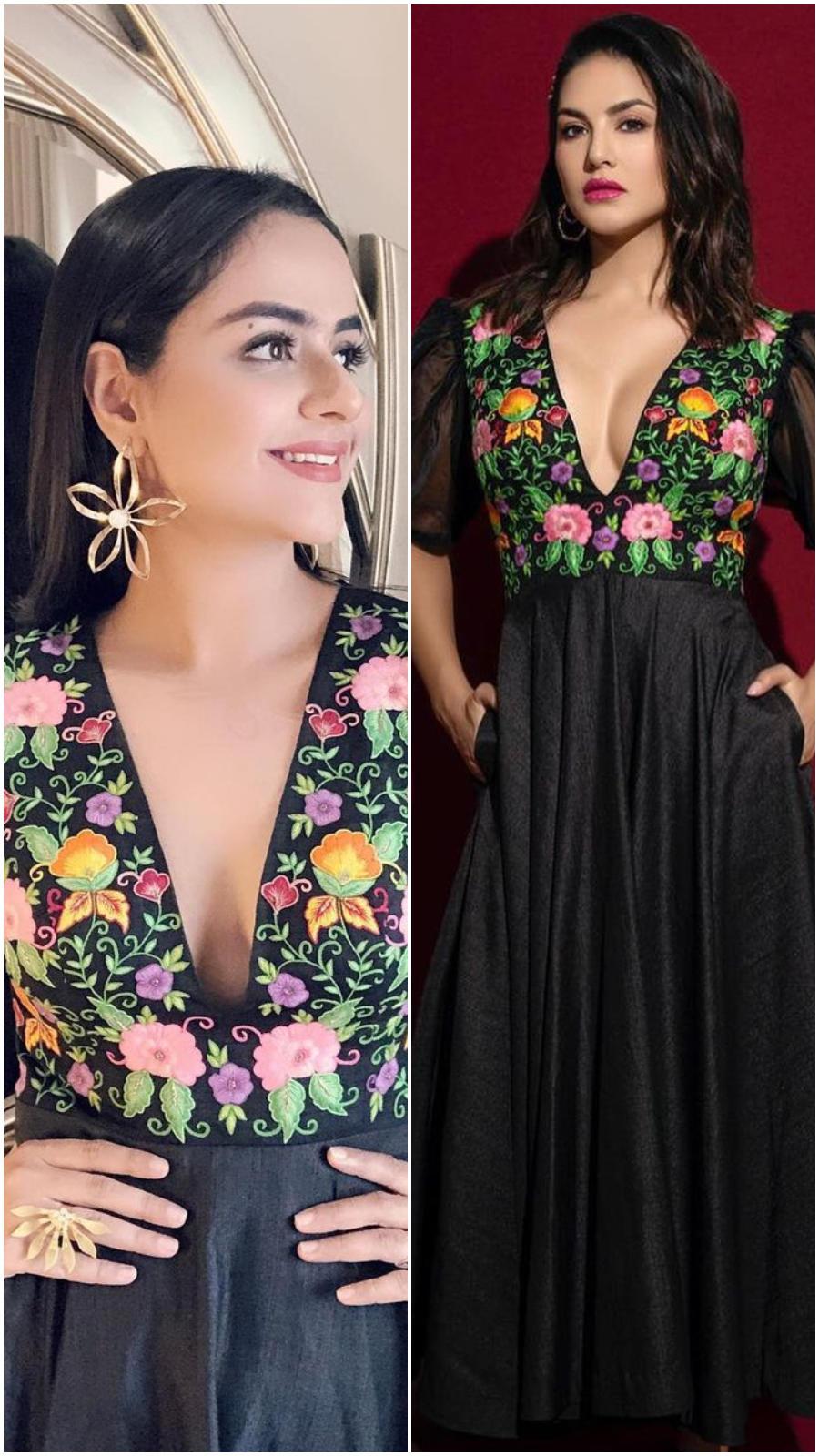 Prachi Tehlan vs Sunny Leone