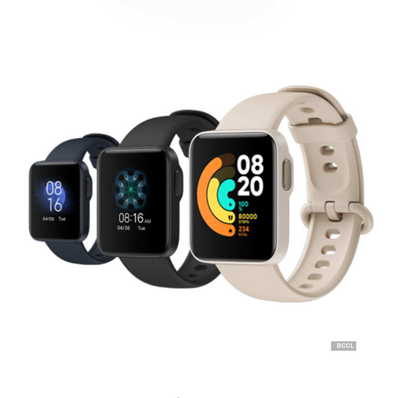 Redmi Watch launched in India