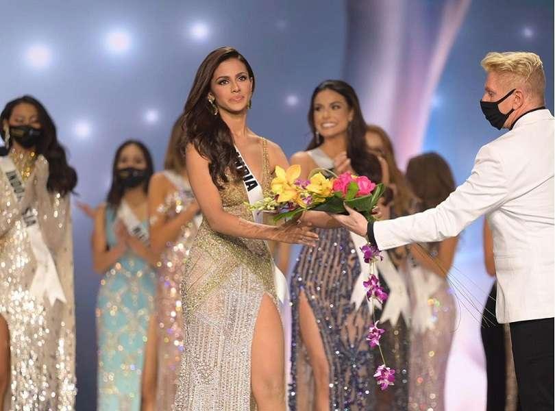 Adline Castelino's journey at Miss Universe 2020