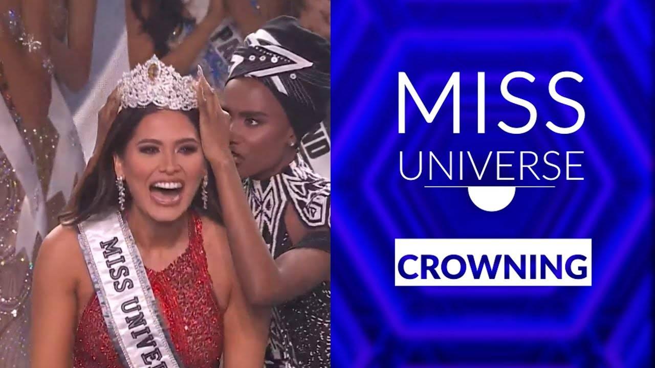 Mexico's Andrea Meza wins the Miss Universe crown, India's Adline Castelino finishes fourth