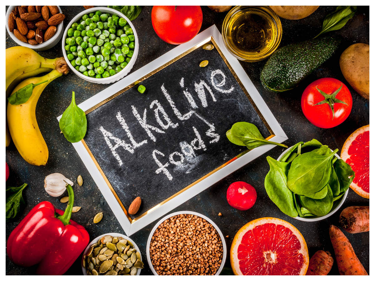 Role of alkaline foods in COVID recovery
