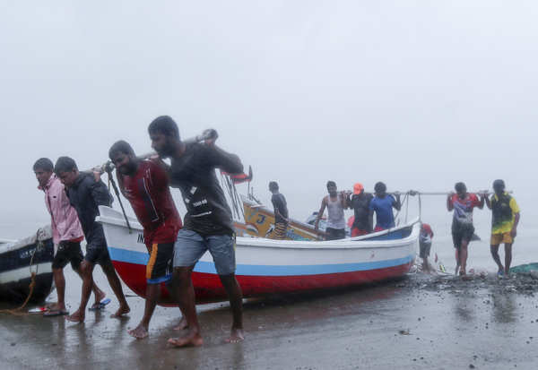 Cyclone Tauktae: Massive rains with gusty winds lash Mumbai