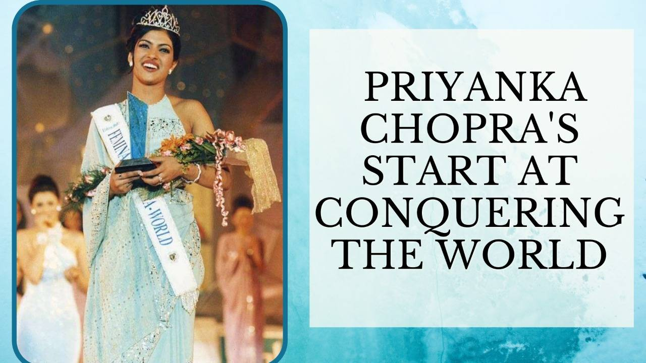 Throwback To The Golden Moment When Priyanka Chopra Turned Her Dream Into Reality!
