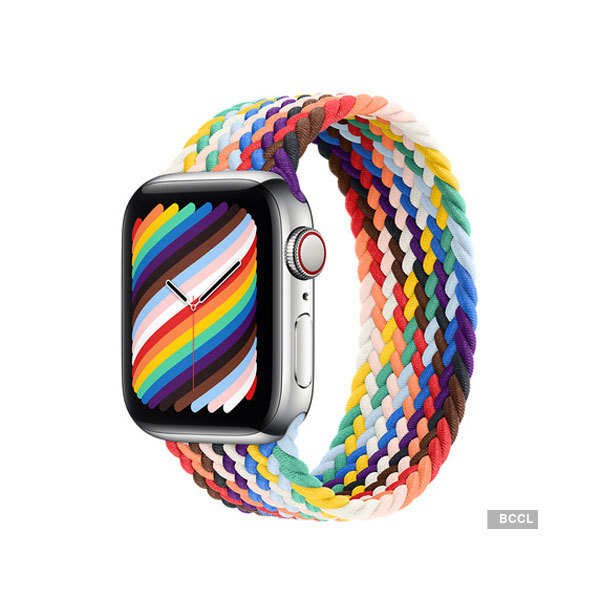 Apple Watch launches Pride Edition Braided Solo Loop