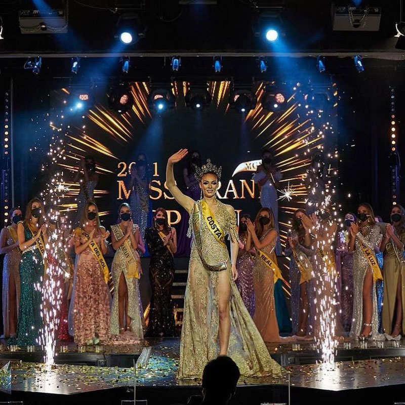 Alba Dunkerbeck chosen as Miss Grand Spain 2021