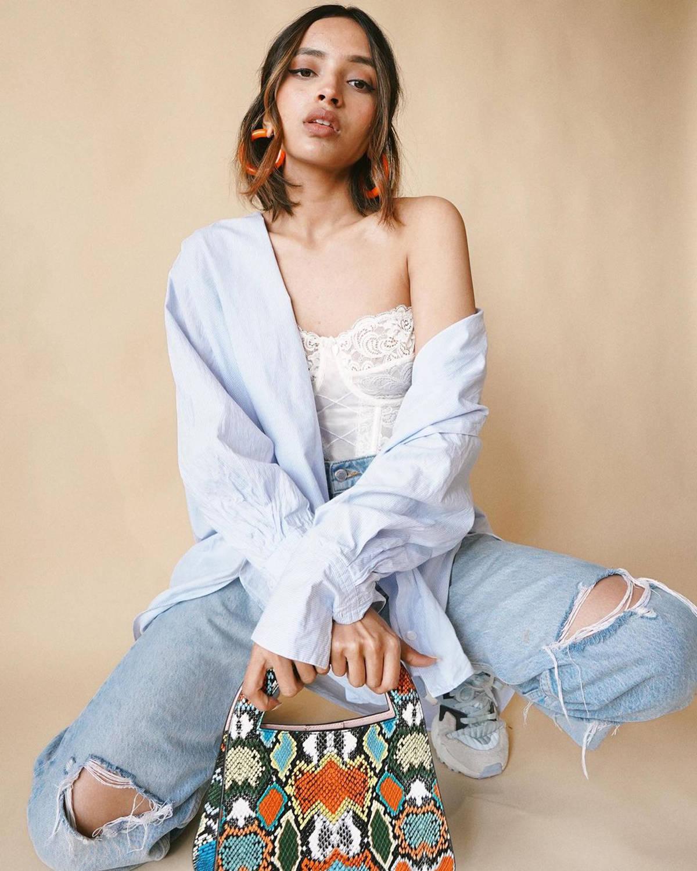 Fashion influencer Diksha Rawat is a real life diva