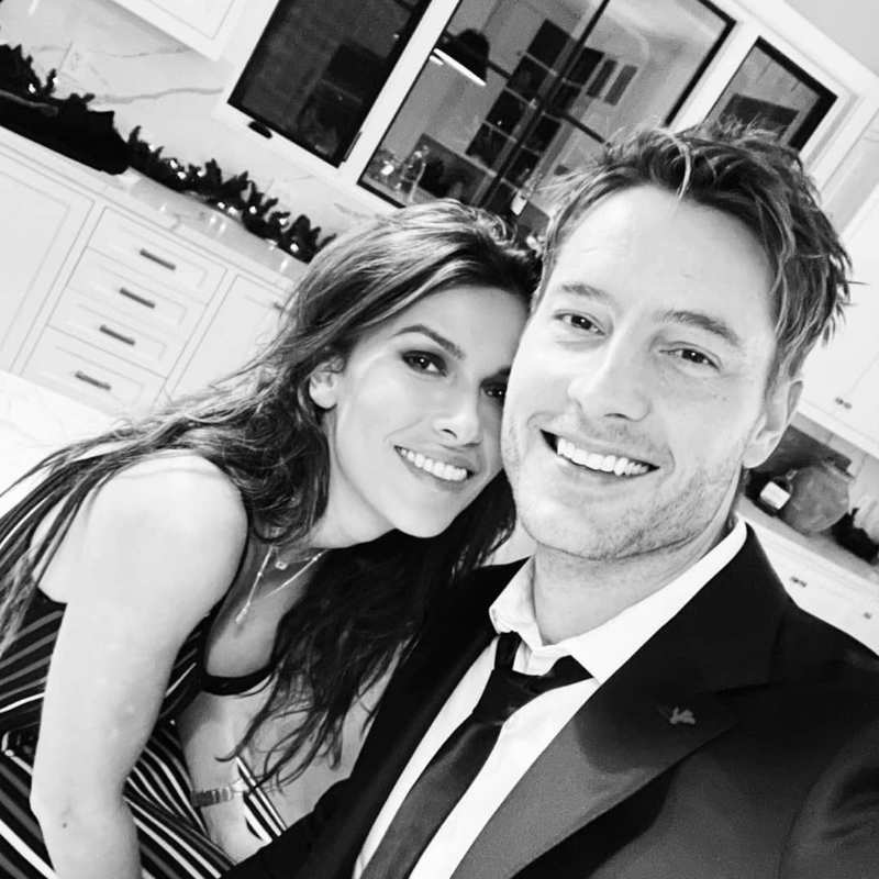 'This Is Us' star Justin Hartley gets hitched to Sofia Pernas after one year of dating